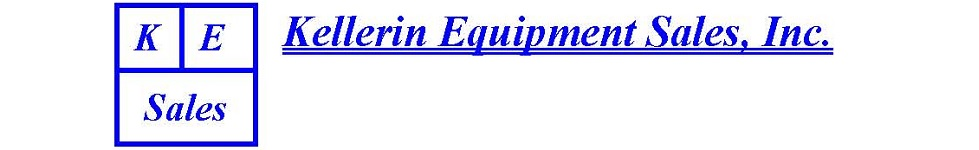 Kellerin Equipment Sales, Inc.
