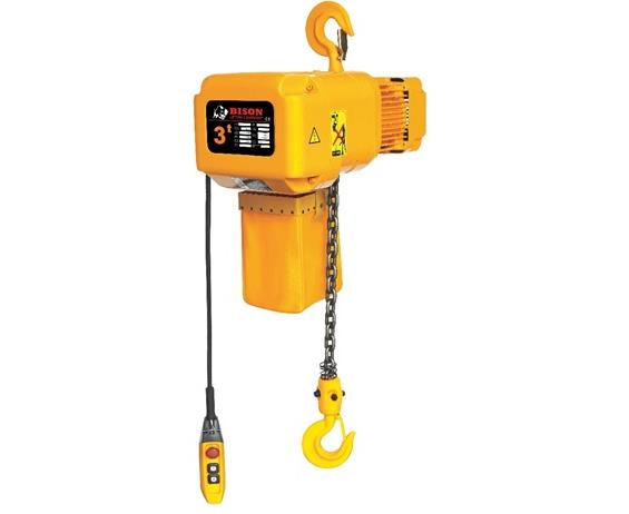 BISON 3-PHASE ELECTRIC CHAIN HOIST