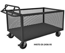 4 SIDED BOX TRUCKS - SOLID OR MESH