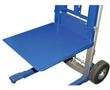 HAND WINCH LIFT TRUCK OPTIONS